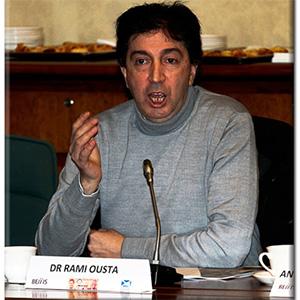 Dr. Rami Ousta,
