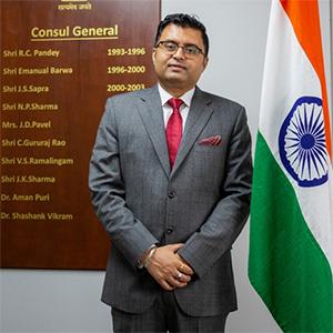 Dr Shashank Vikram