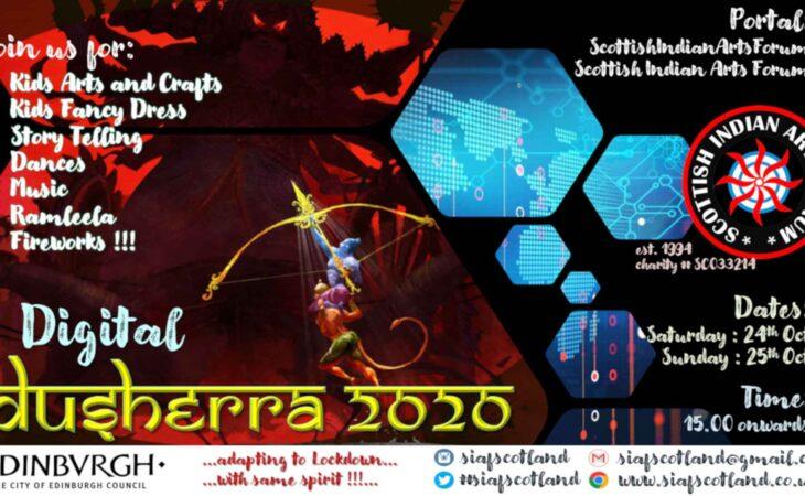 Digital Dusherra 2020